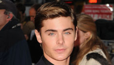 Zac Efron banks on the miracle of emu oil