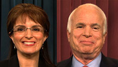 John McCain hits then misses on  Saturday Night Live (update: more videos)