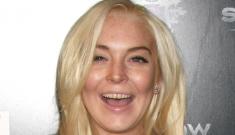 "Lindsay Lohan's latest crack drama: her purse was ""stolen"" & then returned"