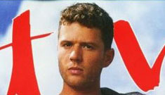 Ryan Phillippe admits he needs frequent breaks from Reese