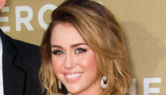 Did Miley Cyrus get some bolt-ons, or are her girls all-natural?