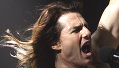Tom Cruise in the 'Rock of Ages' trailer: gloriously   painful or not that awful?