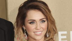 """Miley Cyrus denies getting bolt-ons: """"These babies are   all mine!"""""""