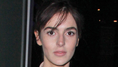 "Radar: Ali Lohan has lost so much weight, she ""looks like   a death camp survivor"""