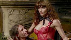 Helena Christiansen's still got it as Agent Provocateur's new model