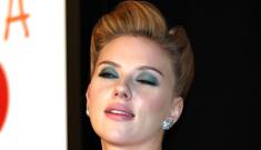 "Scarlett Johansson complains about 'ScarJo' moniker: ""It's a laziness"""
