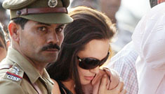 Angelina plans to adopt an Indian kid to take the heat off Madonna