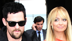 "Star: Nicole Richie and Joel Madden are fighting, ""she      feels like a single parent"""
