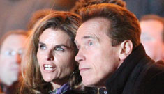 Arnold Schwarzenegger and Maria spent Xmas together, might not get divorced