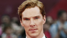 Benedict Cumberbatch sick of being typecast as 'asexual, sociopathic intellectuals'