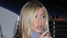 Jennifer Aniston on why she cut her hair: it looked fake & extensions were thinning it