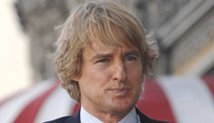 Owen Wilson is partying with waitresses and randoms: normal or danger zone?