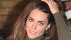 Duchess Kate praised by animal rights groups for not participating in royal hunt