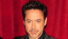 Robert Downey Jr. has to special order his Tom Cruise-esque 3″ high heels