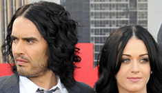 """Katy Perry and Russell Brand had a """"massive fight"""" that ruined Christmas"""