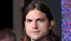 Does Ashton Kutcher already have a new girlfriend with Lorene Scafaria?
