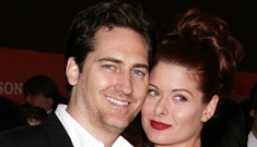 """Is Debra Messing getting divorced because she's  dating her """"Smash"""" costar?"""