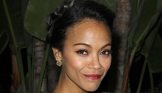 """Bradley Cooper & Zoe Saldana """"are totally dating"""": did she leave her fiancé for B.Coop?"""