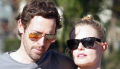 Kate Bosworth & Michael Polish are still loved up, five months after Alex Skarsgard