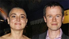 Sinead O'Connor's marriage was downhill after she bought crack on her wedding night