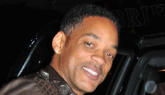 "Enquirer: Will Smith parties with a ""hot blonde"" in Miami, Jada was ""nowhere in sight"""