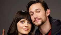Zooey Deschanel & Joseph Gordon Levitt are absolutely perfect together