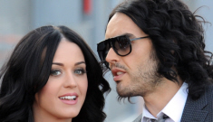 Russell Brand files for divorce from Katy Perry, how shocking (not really)