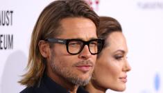 Angelina Jolie gave Brad Pitt a waterfall for his 48th birthday