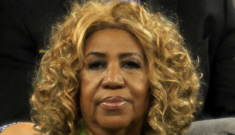 Aretha Franklin is engaged to her gentleman companion, planning a summer wedding