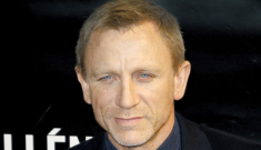 """Daniel Craig on his love life: """"It's been a very complicated couple of years"""""""