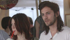 """Frances Bean Cobain's rocker bf gushes about her: """"we're each other's everything"""""""