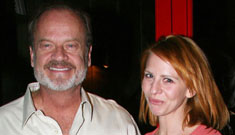 Kelsey Grammer admits romancing new wife 6 months before dumping Camille