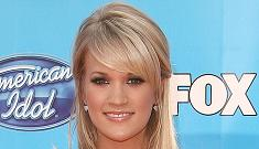 Carrie Underwood loses all respect for celebrities who endorse a candidate