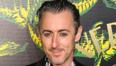 Alan Cumming married his long-time partner, Grant Shaffer, in NYC