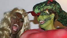 Heidi Klum's Halloween Costume
