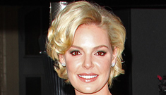 "Katherine Heigl: working outside the home ""makes me a better mother"""