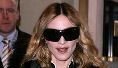 Go away now Madonna. Shoo.