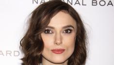 "Keira Knightley versus Rooney Mara: who did ""pale girl in black"" better?"
