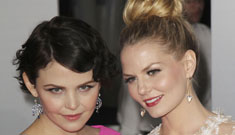 Ginnifer Goodwin and Jennifer Morrison: fashion-forward or just fug?