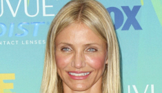 Cameron Diaz probably got bolt-ons, just like Alex Rodriguez wanted