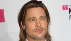 Brad Pitt went solo to the Critics Choice: where was Angelina Jolie?