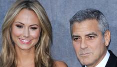 Critics Choice Fashion: Stacy Keibler & George Clooney, glamorous in Armani?