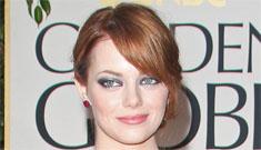 Globes: The Help cast including Emma Stone, Jessica Chastain, Viola Davis