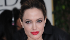 Angelina Jolie & Brad Pitt at the Globes: a bad night for the Brangelina Brand?