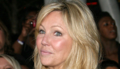 Heather Locklear had a drunken, violent altercation with her ex, Jack Wagner