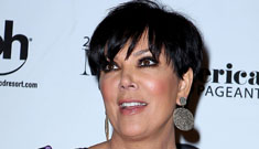 Kris Jenner's divorce documents reveal she was cheating and money-grubbing