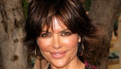 Lisa Rinna admits that using facial fillers made her look weird