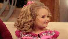 "Dr. Drew tries 6 year-old Toddlers and Tiaras star's ""Go Go Juice,"" feels funny"