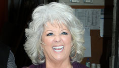 Paula Deen's announcement stirs up controversy on overweight celebrity chefs