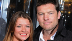 Sam Worthington shows off his refreshingly normal-looking new girlfriend